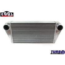 Intercooler TurboWorks 600x300x102 hátsó kivezetéssel